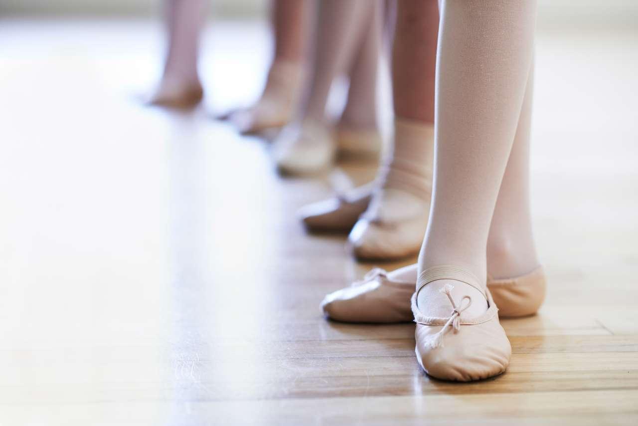 Children Ballet Dancing Class