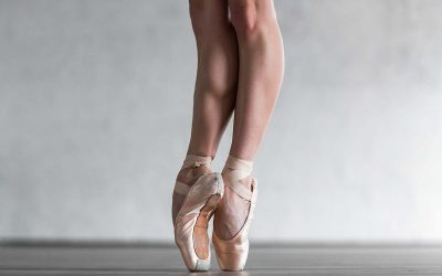 How to Break in Your New Pointe Shoes