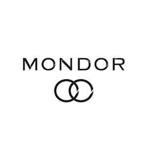 Mondor Black Coloured Logo