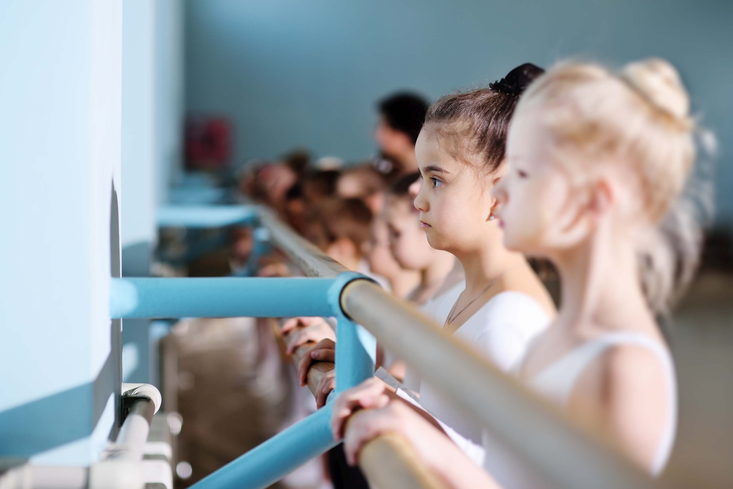 The Training of Young Dancers